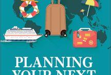 I Travel / by Sanford Health