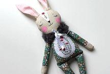 Детские текстил. игрушки