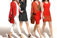 Kış Mevsiminin Son Giyim Trendleri / http://www.kadincaweb.net/kis-mevsiminin-son-giyim-trendleri/ Bu kış koyu renklerin tam tersine açık ve cıvıl cıvıl renkler tercih ediliyor. Tasarımcılar özellikle kumaşlardaki dokulara dikkat çekiyor.