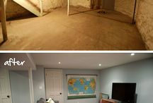 Home Makeover - Basement