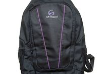 Corporate Gifts - Backpacks / The best backpacks available in the industry from GiftWrapped.  www.giftwrapped.in