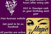 Younique / www.youniqueproducts.com/MekenzieDenton