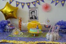 Nos réalisations Sweet Tables / Quelques exemples de sweet tables réalisées par Précieux Moments  #sweettable