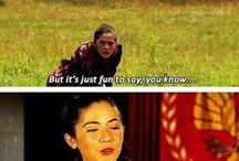 The Hunger Games Series - Clove