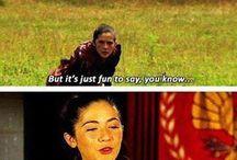 Kind of a huge Hunger Games fan... Don't judge...