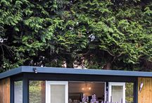 Garden Offices / Our garden offices. The perfect alternative for a home office, or even just some extra needed space!