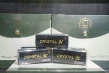 Agen Resmi Crystal X Nasa / Distributor PT Natural Nusantara yang melayani pemasaran seluruh jenis produk Nasa dengan jaminan dan garansi resmi. Dapatkan produk Nasa melalui Distributor/Agen Resmi.