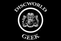 """Geek Culture / """"Things just happen, what the hell""""                                                         -Didactylos (philosopher)"""
