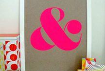 neon wedding ideas / by Courtney Spencer