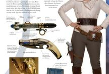 River Song cosplay inspiration