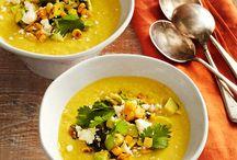 Gluten Free Summer Soups / by Genius Gluten Free