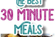 fast meals