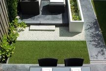 Huis - Tuin