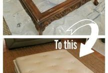 From trash to treasures - repurposed crafts