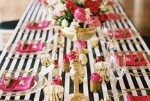 CBC Table Ideas / http://www.carinabcouture.com/