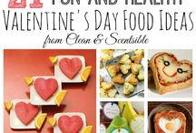 Healthy Valentine's Day snacks recipes and fun stuff / snacks and recipes for valentines Day and things to do and make