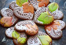 печенье пряники