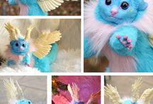 Fantasy dolls