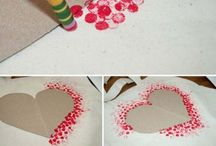 Crafts ideas for work / by Kari Thomas