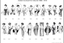 History of Corsetry / by Timeless Trends Corsets