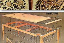 budowa stołu