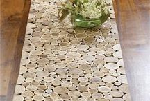 creative uses for wood slices