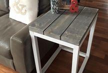 DIY møbler og interiør