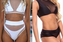 Sewing Inspiration -Swimsuits