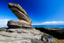 Philippine Rock Formations / A collection of places with stunning rock formations in the Philippines