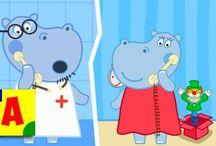 Мультики для детей / Cartoons for children / Мультики для детей / Cartoons for children