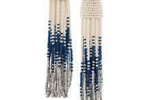 Orecchini di perline
