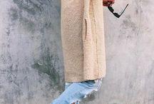winter fashion. / ❄️