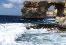 Malte : une île ensoleillée / Séjour à #Malte : une île au carrefour des routes maritimes de l'Orient et de l'Occident.