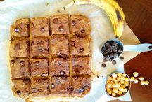 Brownies & cakes / and other pies in healthy way!!