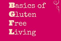 Gluten Free Living / by Kissing the Frog