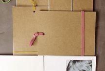 Ideas simples de formaa de presentar fotografias