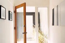 entryways & hallways / entryways, front halls, front doors