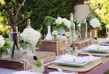 Sarah and Jon's Excellent (Wedding) Adventure / by Sarah Divi