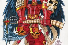 warhammer 40k cartoon
