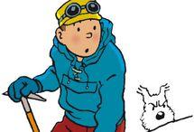 Tintin / by Bladerunner 59