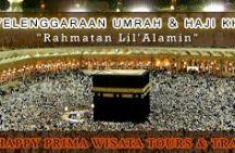 Travel Haji Umroh Plus Rahmatan Lil'Alamin - H. 0812.3177.2933  / Kami mempunyai layanan Haji dan Umrah yang tertera sebagai berikut :  - Program haji Plus - Program Umrah Rahmatan Lil ALamin bersama para ustadz dan ustadzah ternama  Graha Mas Pemuda Blok AC/9 Jl Pemuda Raya - Rawamangun Jakarta Timur Telp : 021.4788 2550