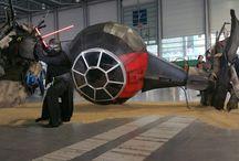 Star Wars workshops