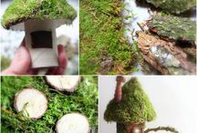 Fairy Gardens, Bird Boxes and Other Outside Stuff / Outside decorative items - mostly fun and funky