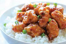 Chicken recipe ideas / by Mary Williams