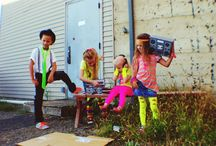 80's Photo shoot  / by Brittany Hopson