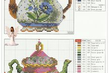 Cross stitch / Cross stitch patterns I would like to do someday!!