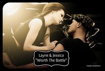 Worth The Battle / Board for Book #4 in the Heaven Hill Series!  / by Laramie Briscoe