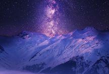 Небо, звезды, космос