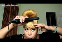 Hairstyle & Make up / hair_beauty #Makeup