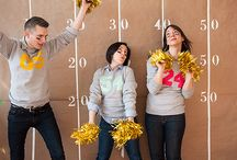 Super Bowl Party / Decor, recipes, games and more for your Super Bowl bash.